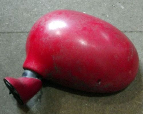 Door Mirror, Mazda MX-5 mk1, l/h, red, SU, left hand, USED 08